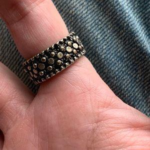 Vanessa Mooney Jewelry - Vanessa Mooney x FP Silver & Turquoise Ring